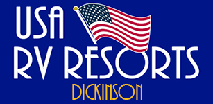 USA RV Resorts Dickinson